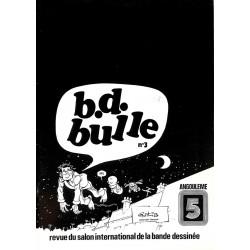 Bandes dessinées B.D. Bulle 03