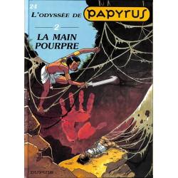 Bandes dessinées Papyrus 24