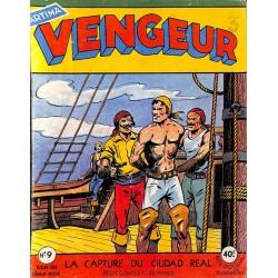 Bandes dessinées Vengeur 09