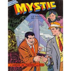 Bandes dessinées Mystic 09