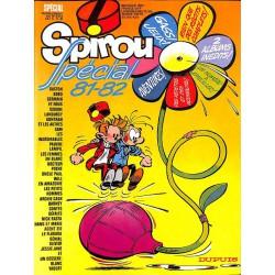 Bandes dessinées Spirou spécial 81-82
