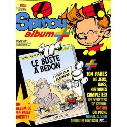 Bandes dessinées Spirou album+ n°1