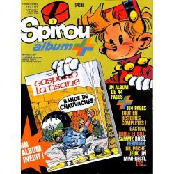 Bandes dessinées Spirou album+ n°2