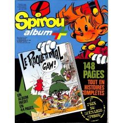 Bandes dessinées Spirou album+ n°3