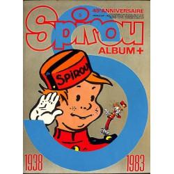 Bandes dessinées Spirou album+ n°5