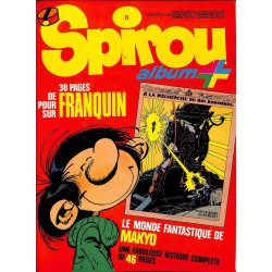 Bandes dessinées Spirou album+ n°6