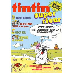 Bandes dessinées Super Tintin 32