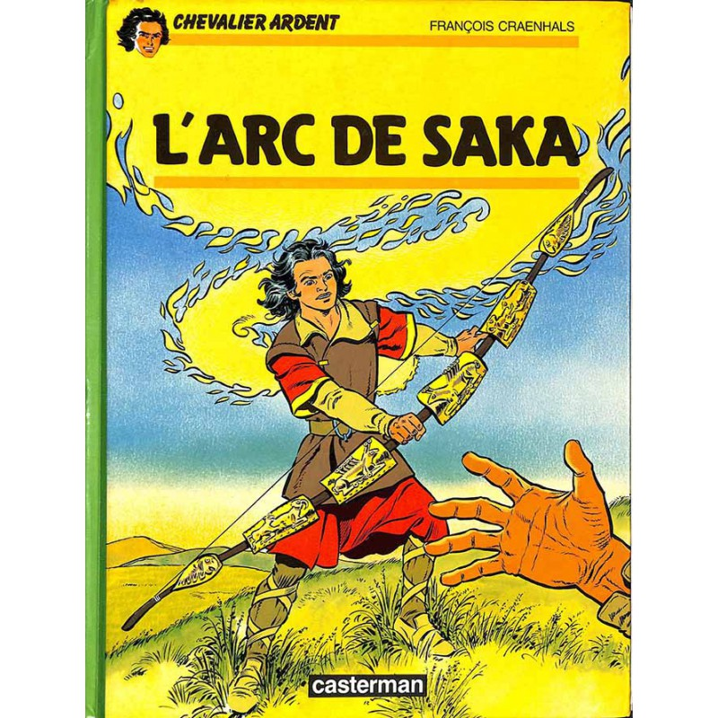 ABAO Bandes dessinées Chevalier Ardent 16