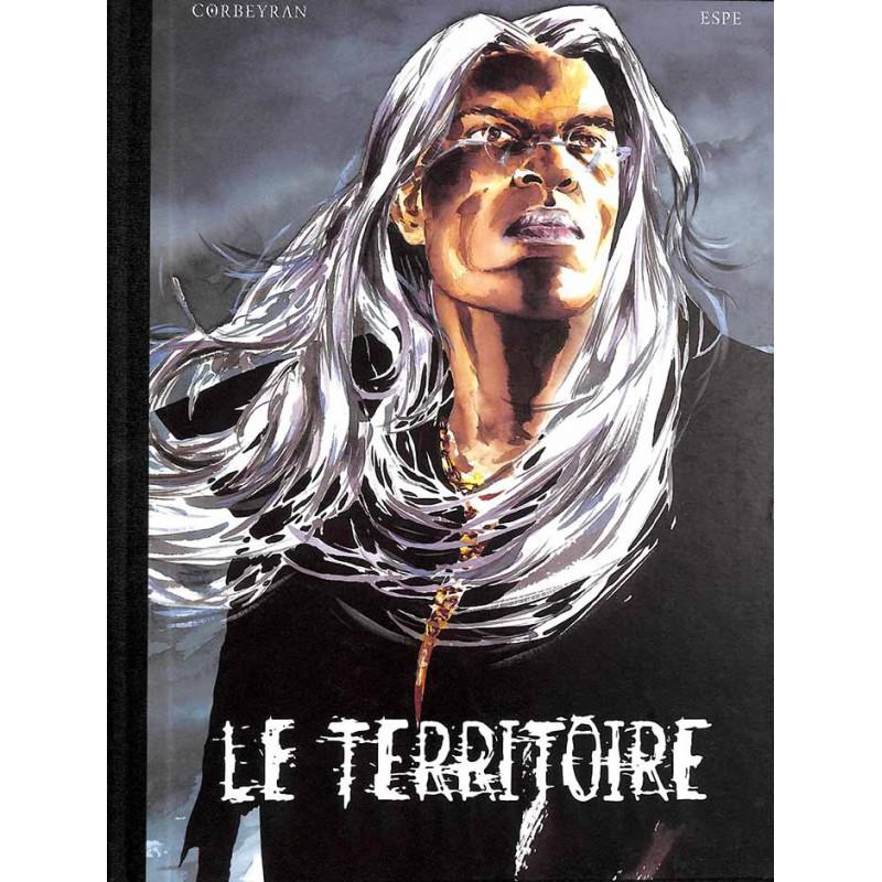 ABAO Bandes dessinées Le Territoire 01 TT 199 ex.