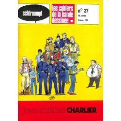 ABAO Bandes dessinées Schtroumpf (Les Cahiers de la bande dessinée) 37