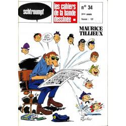 Bandes dessinées Schtroumpf (Les Cahiers de la bande dessinée) 34