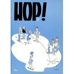 ABAO Bandes dessinées Hop ! 07