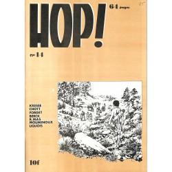 ABAO Bandes dessinées Hop ! 14