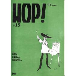 ABAO Bandes dessinées Hop ! 15