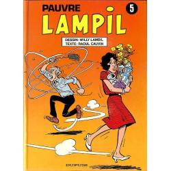 Bandes dessinées Pauvre Lampil 05