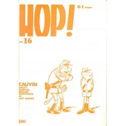 ABAO Bandes dessinées Hop ! 16