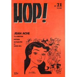 ABAO Bandes dessinées Hop ! 21