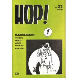 ABAO Bandes dessinées Hop ! 22