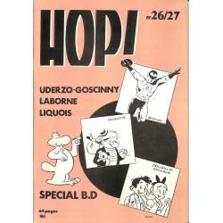 ABAO Bandes dessinées Hop ! 26/27