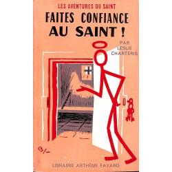 ABAO Littérature populaire Charteris (Leslie) - Faites confiance au Saint !