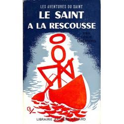 ABAO Littérature populaire Charteris (Leslie) - Le Saint à la rescousse.