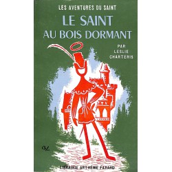 ABAO Littérature populaire Charteris (Leslie) - Le Saint au bois dormant.