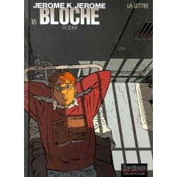 Bandes dessinées Jérôme K. Jérôme Bloche 16