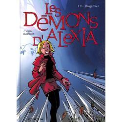 Bandes dessinées Les Démons d'Alexia 02
