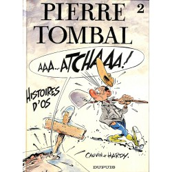 ABAO Bandes dessinées Pierre Tombal 02