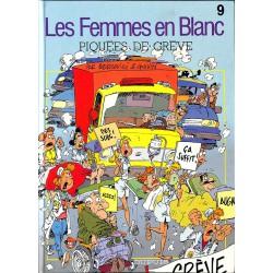 ABAO Bandes dessinées Les Femmes en blanc 09