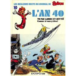 Bandes dessinées L'An 40 01