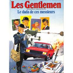 ABAO Bandes dessinées Les Gentlemen 02