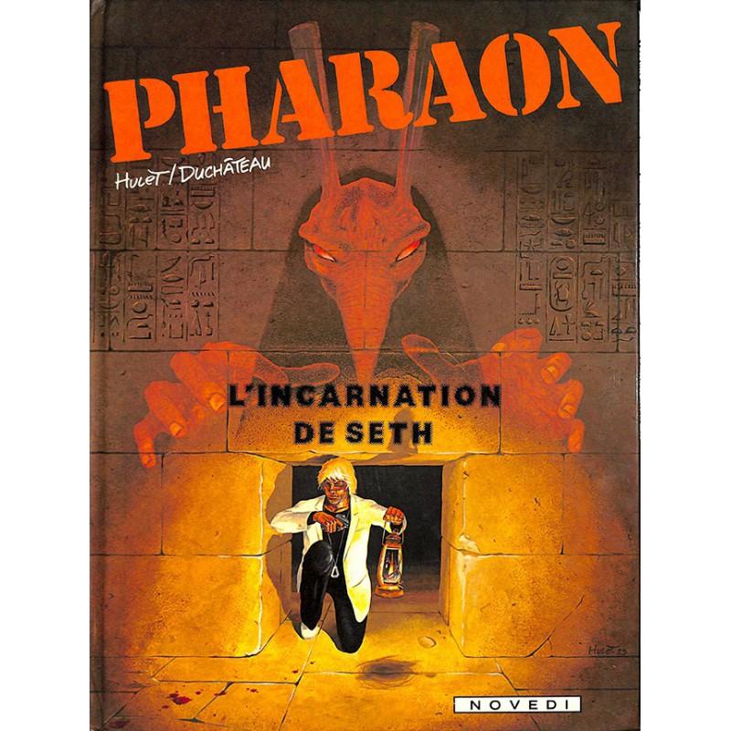 ABAO Bandes dessinées Pharaon 03