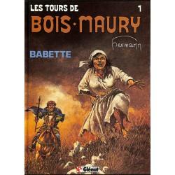 Bandes dessinées Les Tours de Bois-Maury 01