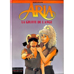 ABAO Bandes dessinées Aria 21