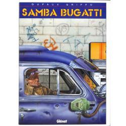 ABAO Bandes dessinées Samba Bugatti 01
