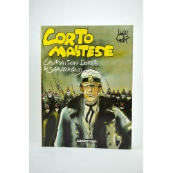 Bandes dessinées Corto Maltese (1ère série brochée) 08