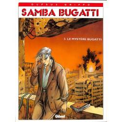 Bandes dessinées Samba Bugatti 03