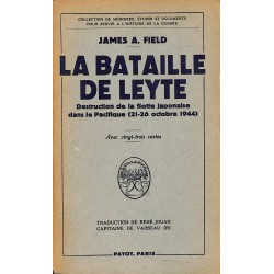 1900- Field (James A.) - La Bataille de Leyte.