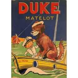Bandes dessinées Durst (André) - Duke matelot.