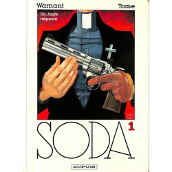 Bandes dessinées Soda 01