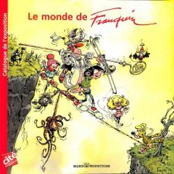 ABAO Bandes dessinées Franquin (André) - Le Monde de Franquin.