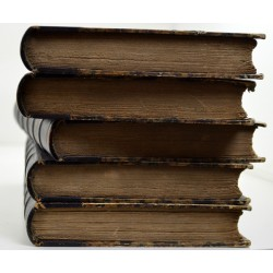 ABAO Littérature Andrieux (François G. J. S.) - Œuvres. 5 tomes. + LETTRE AUTOGRAPHE.