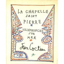 Peinture, gravure, dessin Cocteau (Jean) - La Chapelle Saint Pierre.
