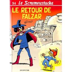 Bandes dessinées Le Scrameustache 34