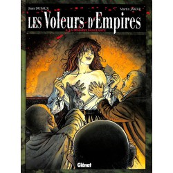 Bandes dessinées Les Voleurs d'empires 06