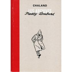Bandes dessinées Freddy Lombard - Les Archives. TT 1200 ex. num.