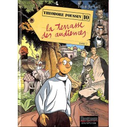 Bandes dessinées Theodore Poussin 10