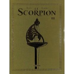 Bandes dessinées Le Scorpion 03. TT 699 ex. num. & s.
