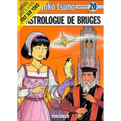 ABAO Bandes dessinées Yoko Tsuno 20
